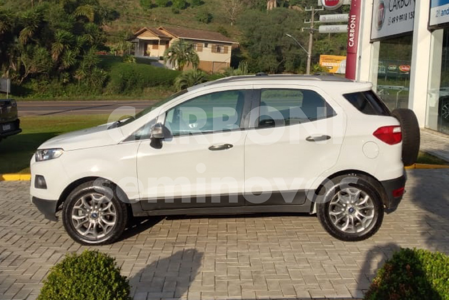FORD ECOSPORT FSL AT 2.0 2014/2015