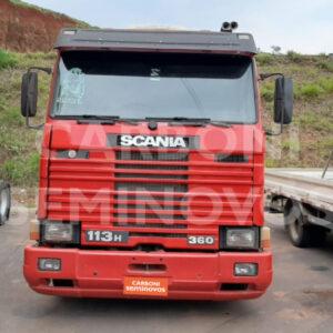 SCANIA R113 H 360 6X2 1997/1997
