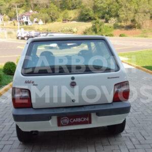 FIAT UNO MILLE ECONOMY 2012/2012