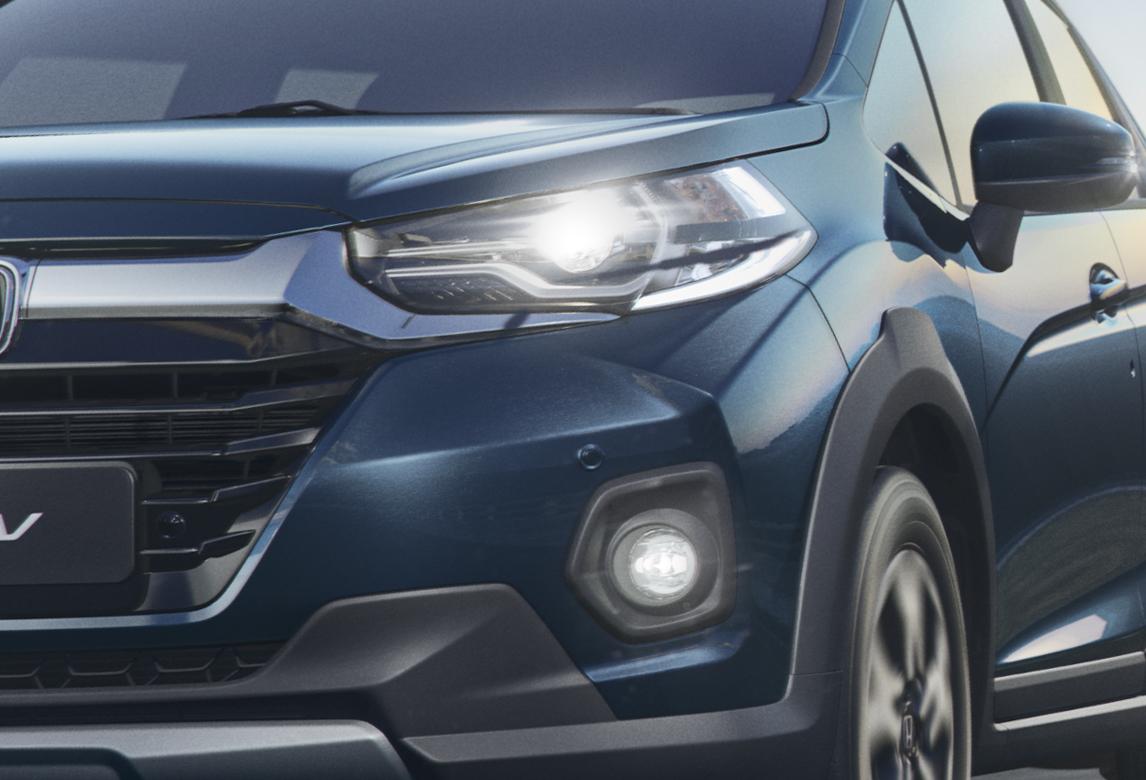 Honda WR-V 2021 - Faróis em LED
