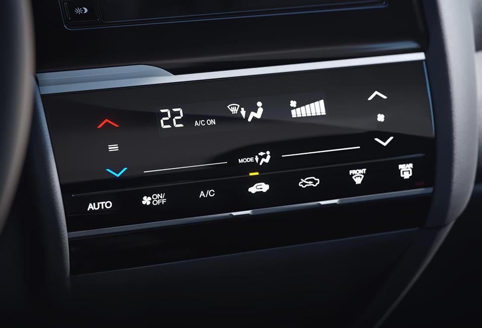 Honda WR-V 2021 - Ar Condicionado Digital