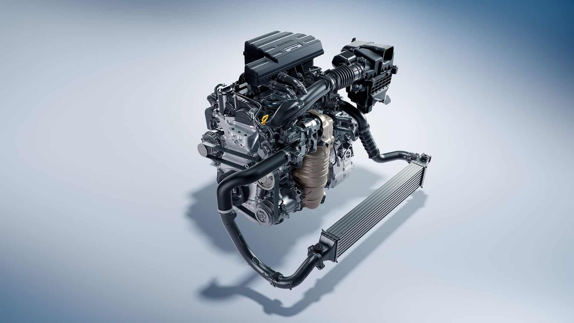 CR-V - Motor 1.5l TURBO 190cv DOHC 16V duplo VTC
