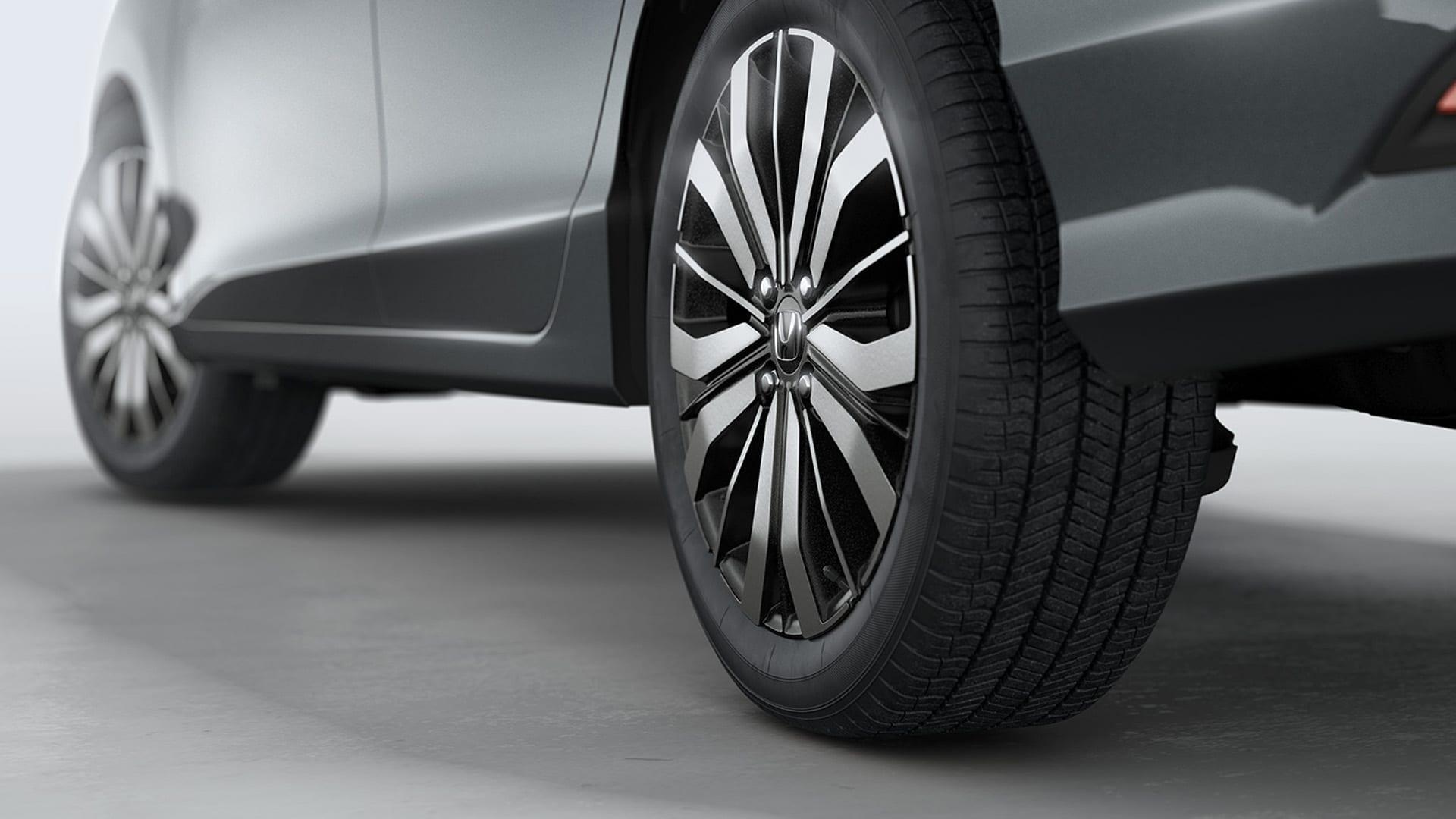 Honda Shori City Novas rodas em liga leve aro 16