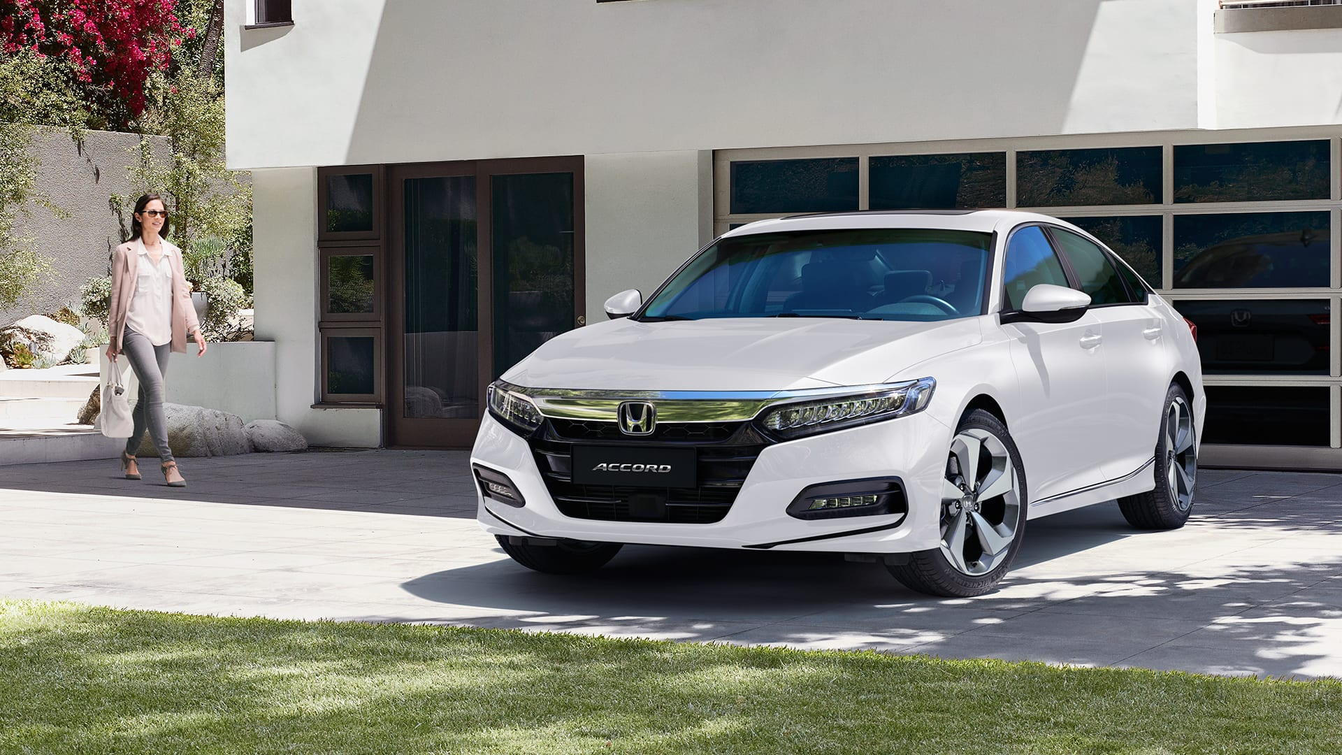 Honda Accord Touring - Design exclusivo