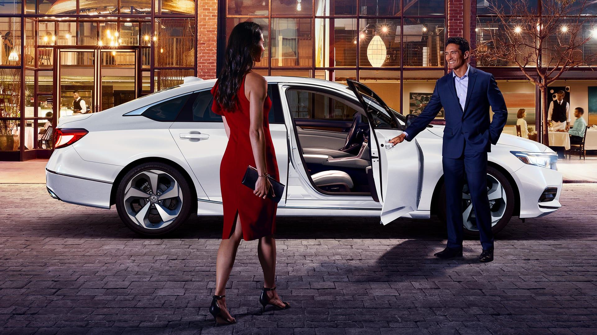 Honda Accord Touring - Sofisticação