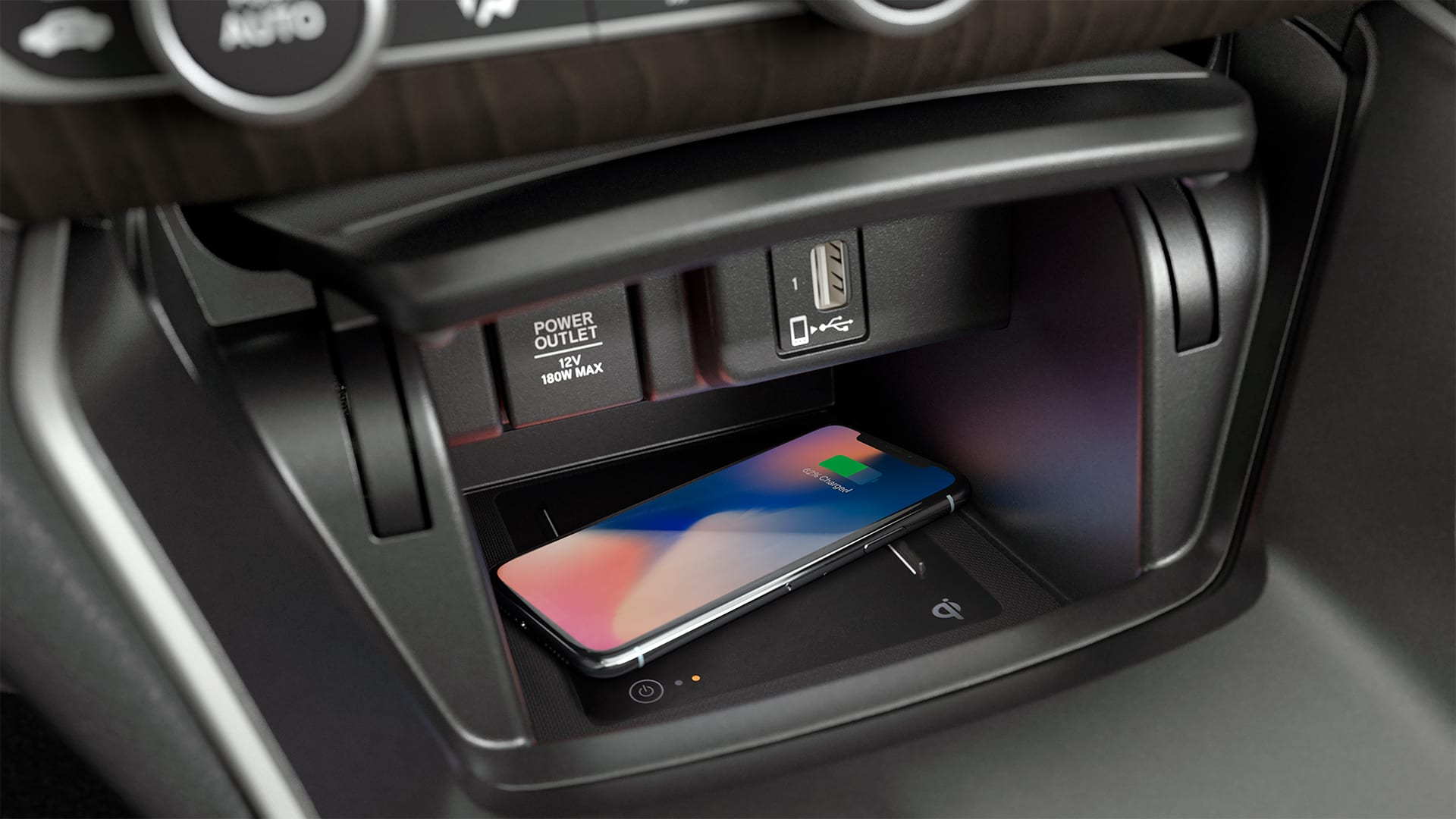 Accord - Carregador wireless para celular