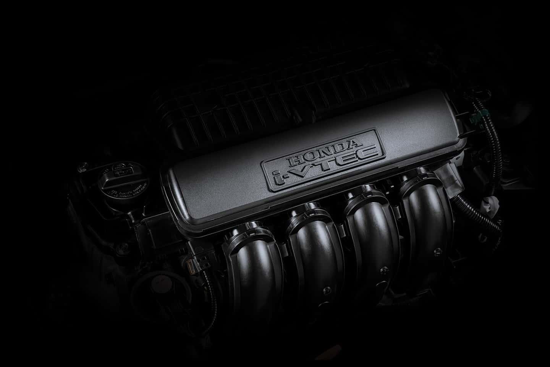 Motor 1.5 i-VTEC FlexOne - Alto desempenho, baixo consumo e baixa emissão de poluentes.