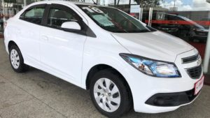 CHEVROLET PRISMA 1.4 MPFI LT 8V FLEX 4P MANUAL 2016/2016