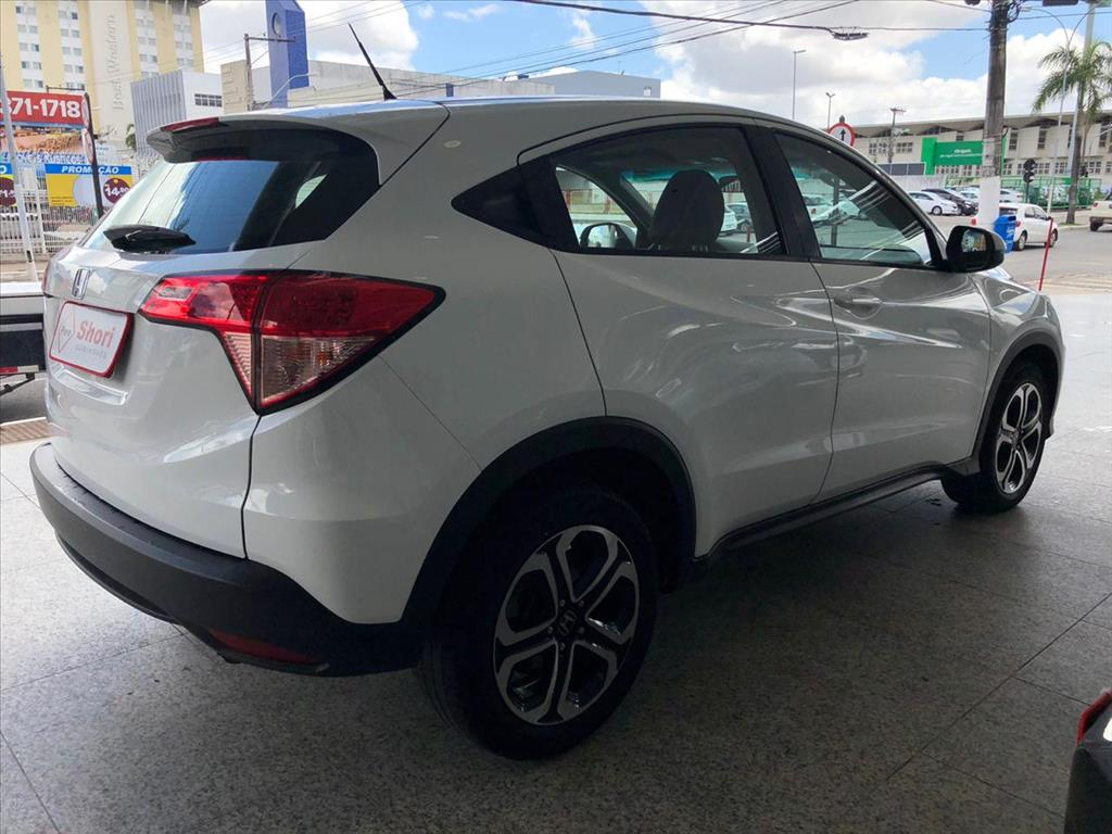HONDA HR-V 1.8 16V FLEX LX 4P AUTOMÁTICO 2016/2016