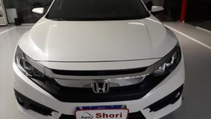 HONDA CIVIC 2.0 16V FLEXONE EXL 4P CVT 2019/2019