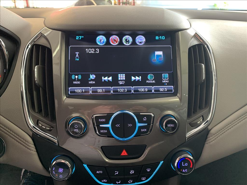 CHEVROLET CRUZE 1.4 TURBO LTZ 16V FLEX 4P AUTOMÁTICO 2016/2017