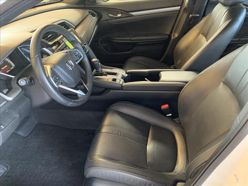 Honda CIVIC 1.5 16V TURBO GASOLINA TOURING 4P CVT 2016/2017