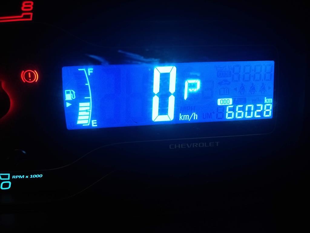 CHEVROLET SPIN 1.8 LT 8V FLEX 4P MANUAL 2015/2016