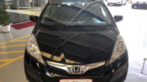 Honda FIT 1.5 EX 16V FLEX 4P AUTOMÁTICO 2013/2014