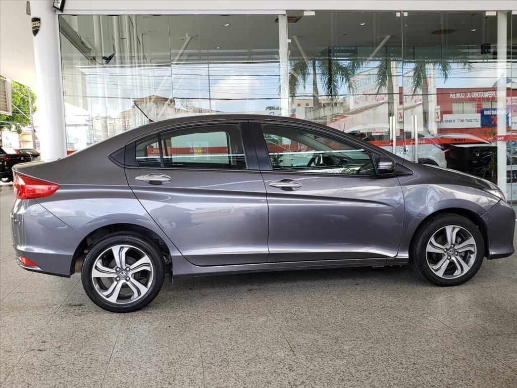 Honda CITY 1.5 EX 16V FLEX 4P AUTOMÁTICO 2015/2015