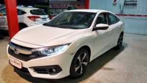 Honda CIVIC 2.0 16V FLEXONE EX 4P CVT 2016/2017