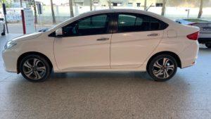 Honda CITY 1.5 EX 16V FLEX 4P AUTOMÁTICO 2017/2017