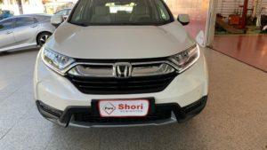 Honda CRV 1.5 16V VTC TURBO GASOLINA TOURING AWD CVT 2018/2018