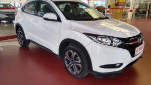 Honda HR-V 1.8 16V FLEX EX 4P AUTOMÁTICO 2016/2017