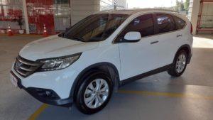 Honda CRV 2.0 EXL 4X2 16V GASOLINA 4P AUTOMÁTICO 2012/2012