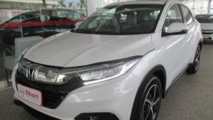 Honda HR-V 1.5 16V TURBO GASOLINA TOURING 4P AUTOMÁTICO 2019/2020