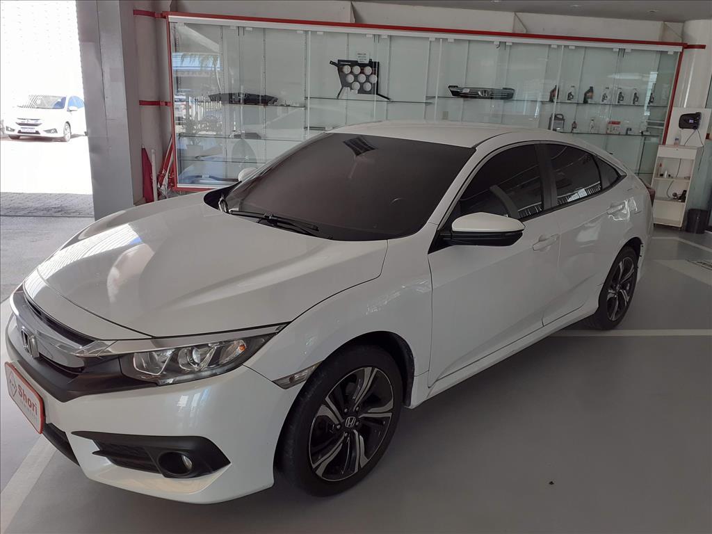 Honda CIVIC 2.0 16V FLEXONE EXL 4P CVT 2017/2017
