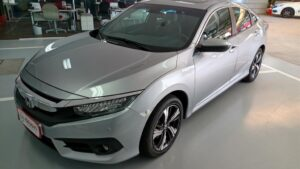 Honda CIVIC 1.5 16V TURBO GASOLINA TOURING 4P CVT 2017/2017