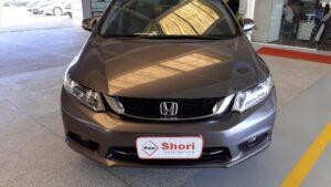 Honda CIVIC 2.0 LXR 16V FLEX 4P AUTOMÁTICO 2015/2016