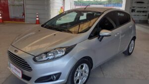 FORD FIESTA 1.6 SE HATCH 16V FLEX 4P MANUAL 2015/2016