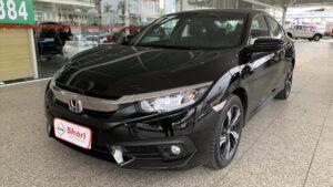 Honda CIVIC 2.0 16V FLEXONE EX 4P CVT 2017/2017