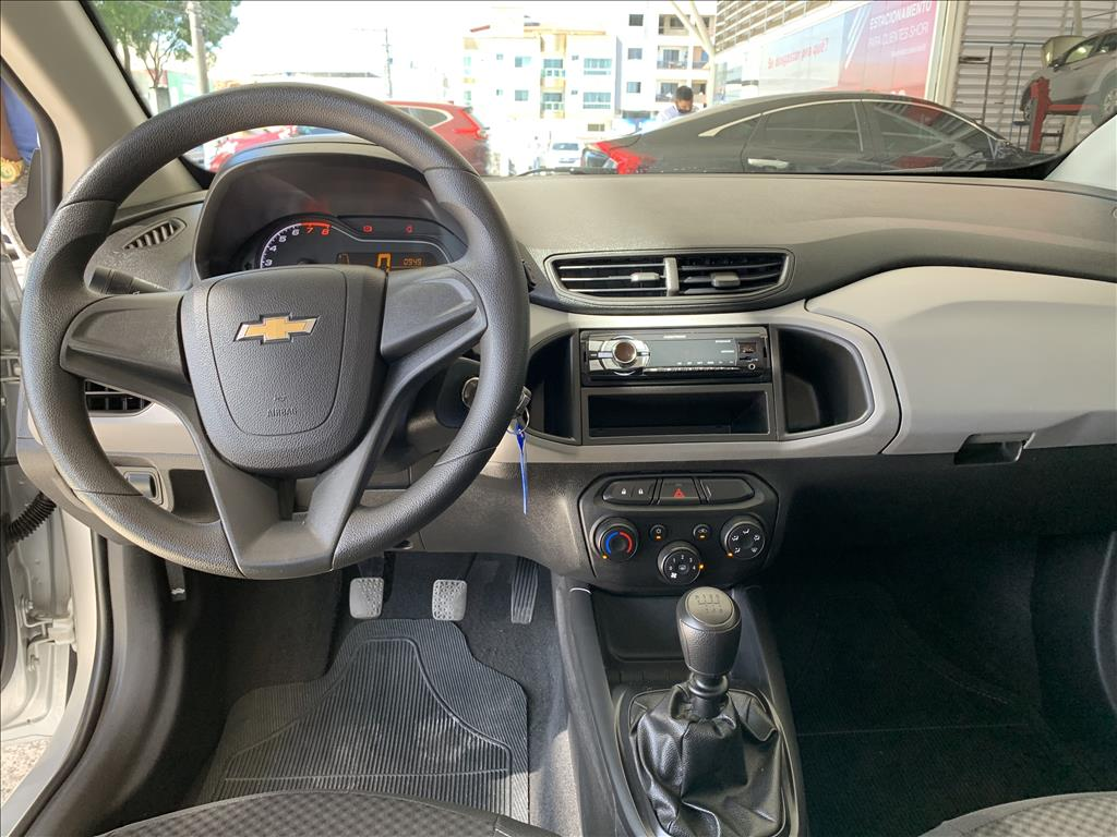 CHEVROLET ONIX 1.0 MPFI JOY 8V FLEX 4P MANUAL 2018/2019