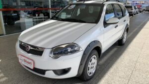 FIAT PALIO 1.6 TREKKING WEEKEND 16V FLEX 4P MANUAL 2014/2015