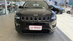 JEEP COMPASS 2.0 16V FLEX LONGITUDE AUTOMÁTICO 2018/2019