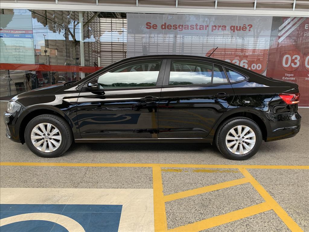 VOLKSWAGEN VIRTUS 1.0 200 TSI COMFORTLINE AUTOMÁTICO 2018/2019