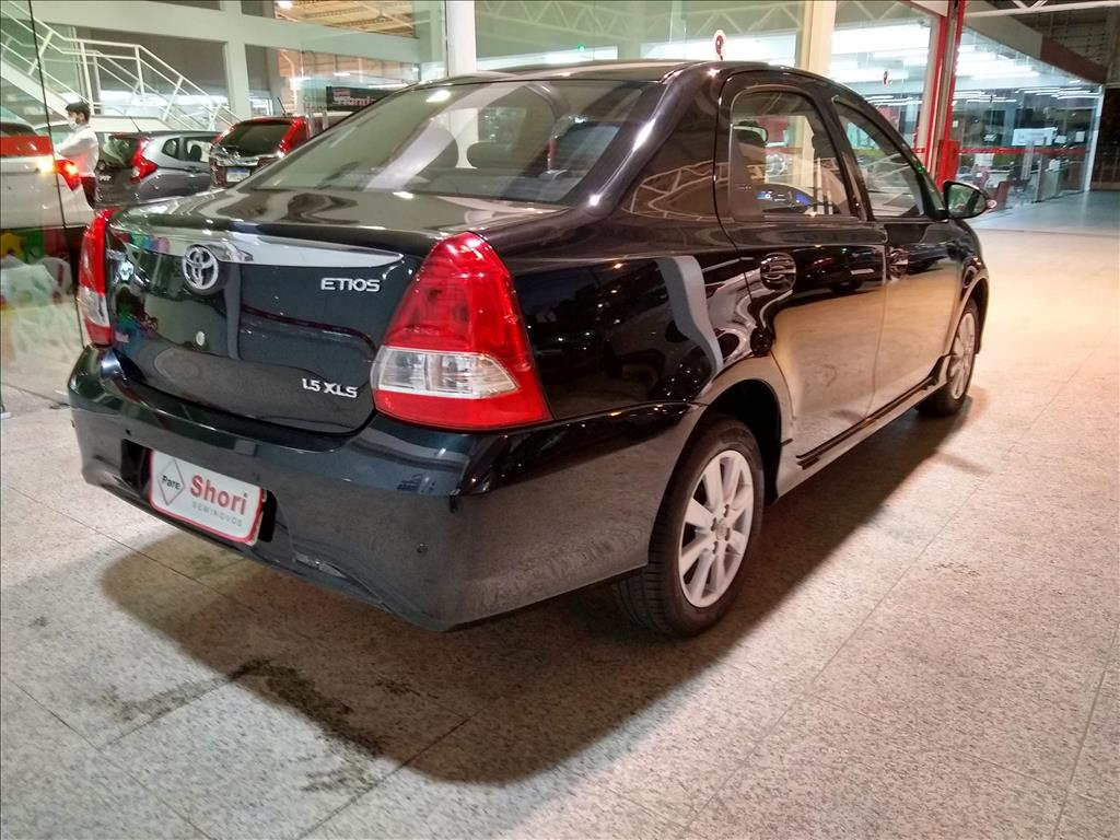 TOYOTA ETIOS 1.5 XLS SEDAN 16V FLEX 4P AUTOMÁTICO 2017/2018