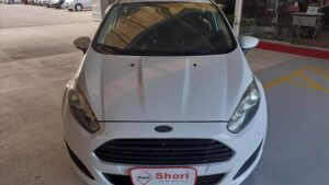 FORD FIESTA 1.5 S HATCH 16V FLEX 4P MANUAL 2014/2014