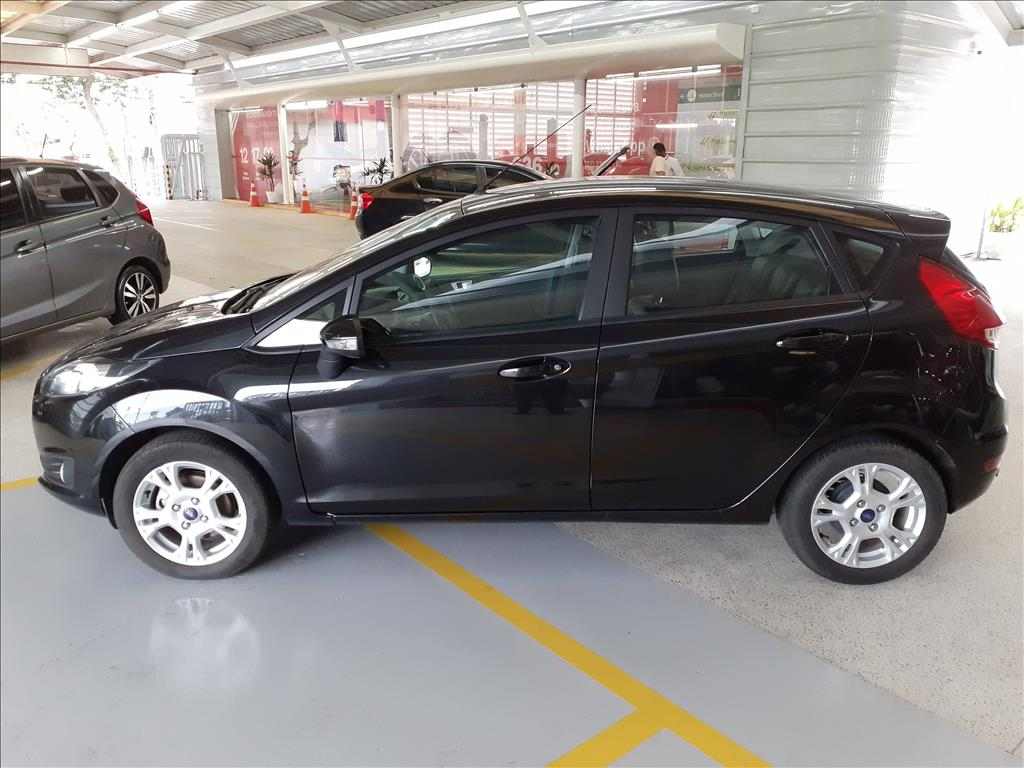 FORD FIESTA 1.6 SEL HATCH 16V FLEX 4P POWERSHIFT 2017/2017