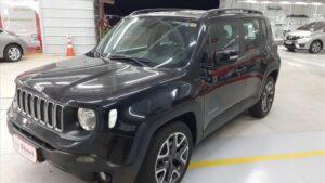 JEEP RENEGADE 1.8 16V FLEX LONGITUDE 4P AUTOMÁTICO 2019/2019