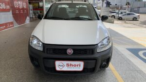 FIAT STRADA 1.4 MPI HARD WORKING CS 8V FLEX 2P MANUAL 2019/2019