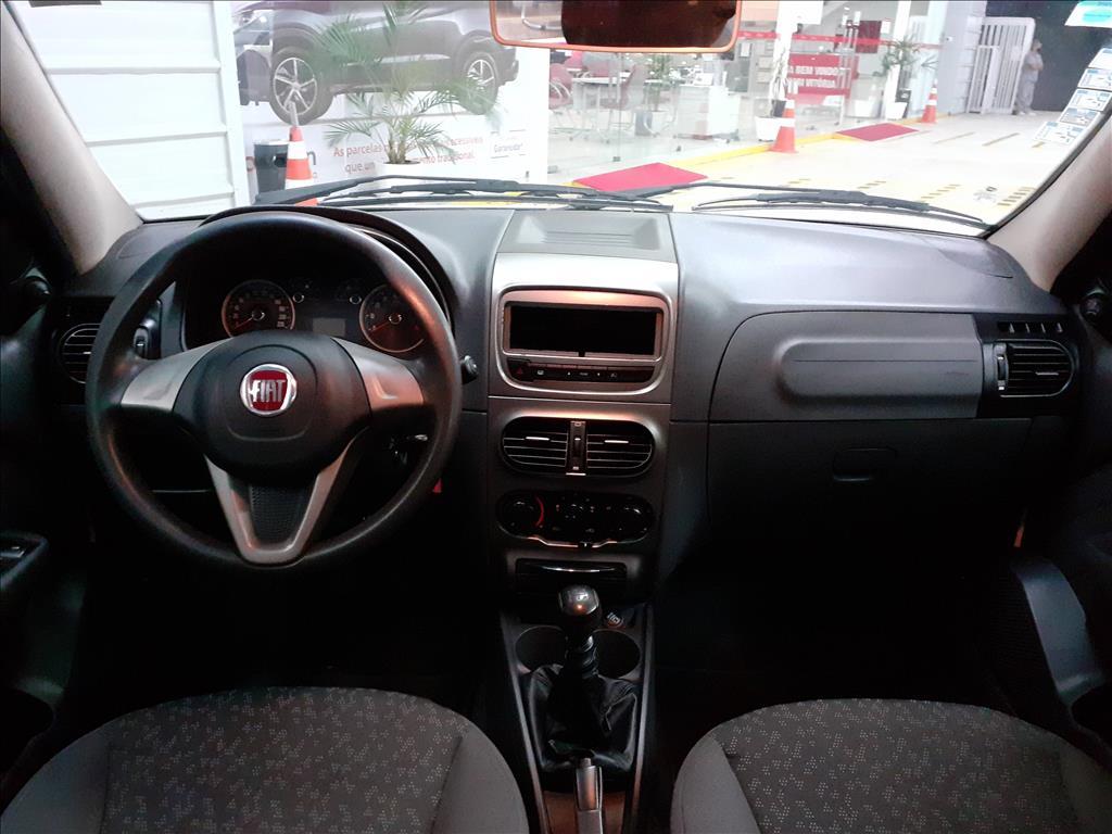 FIAT PALIO 1.6 TREKKING WEEKEND 16V FLEX 4P MANUAL 2014/2015