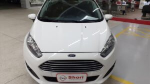 FORD FIESTA 1.6 SE HATCH 16V FLEX 4P POWERSHIFT 2015/2016