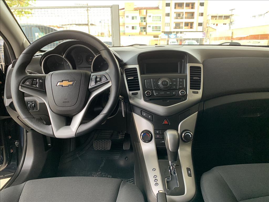 CHEVROLET CRUZE 1.8 LT 16V FLEX 4P AUTOMÁTICO 2014/2014