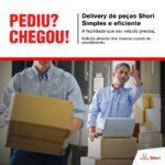 Honda Shori Honda Shori SHORI DELIVERY DE PECAS Post Facebook