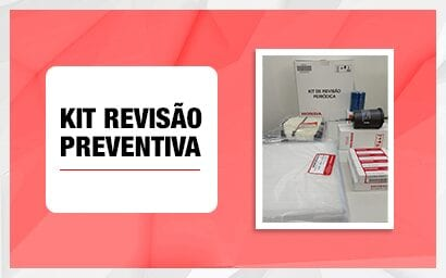 Honda Shori - Kit de Revisão Preventiva