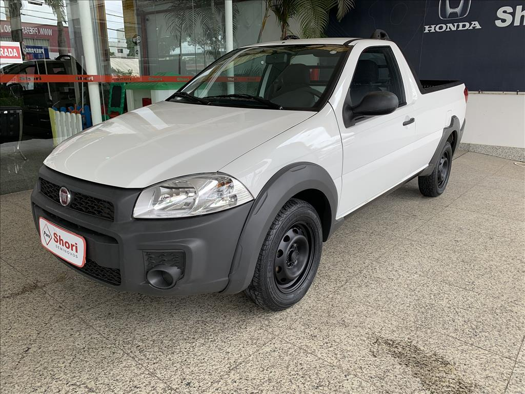 FIAT STRADA 1.4 MPI HARD WORKING CS 8V FLEX 2P MANUAL 2018/2018