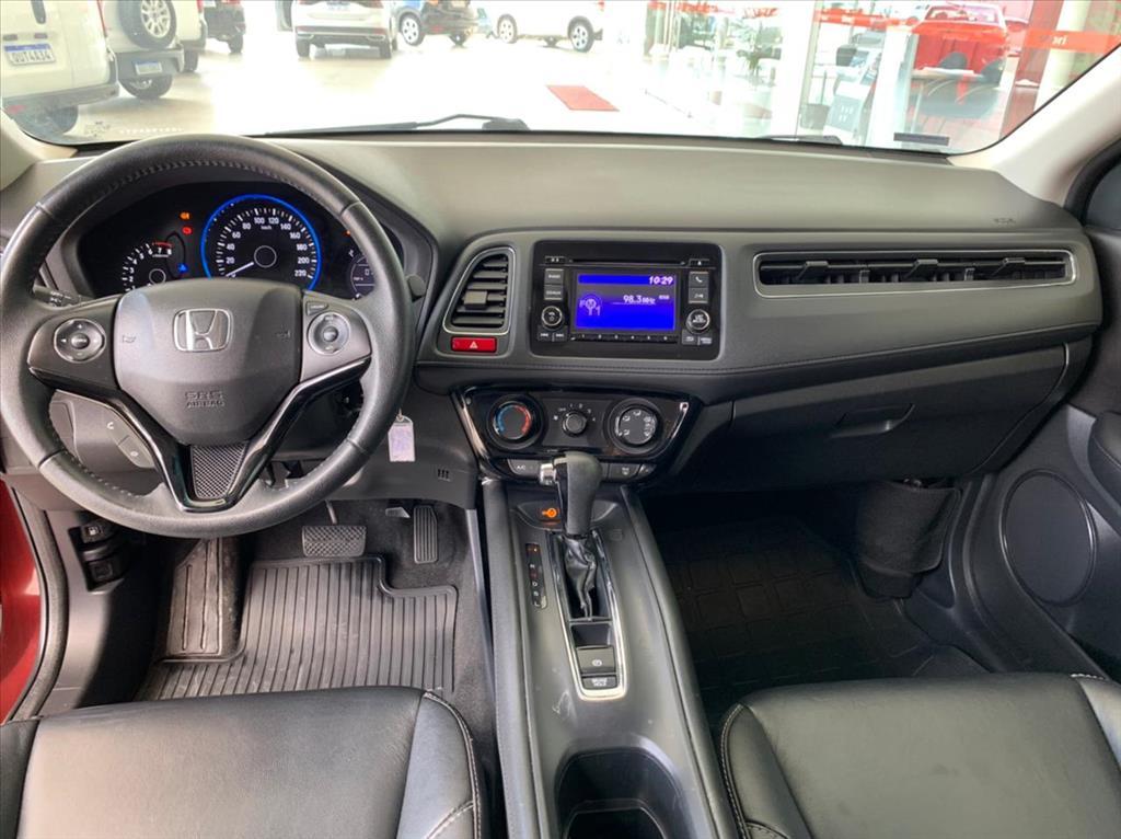 Honda HR-V 1.8 16V FLEX EX 4P AUTOMÁTICO 2015/2016