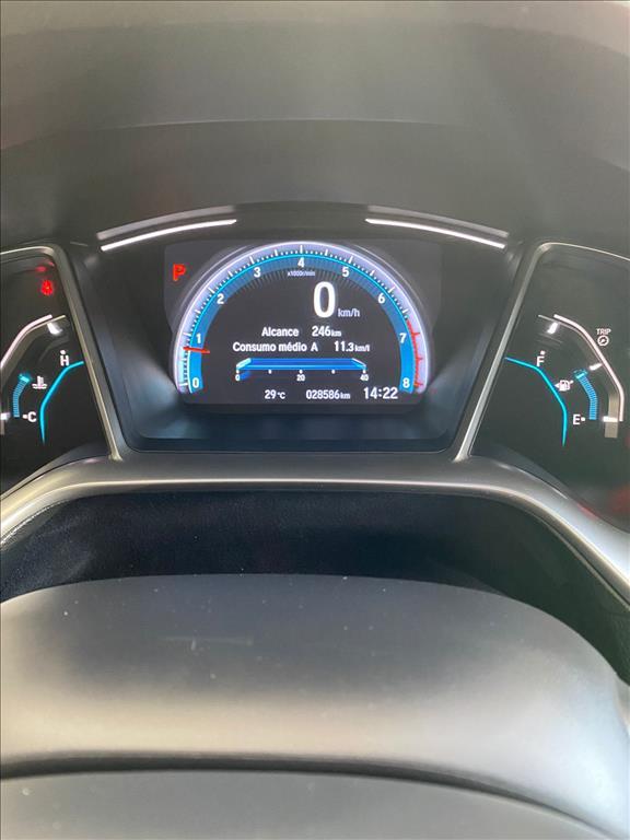 Honda CIVIC 2.0 16V FLEXONE EXL 4P CVT 2019/2020