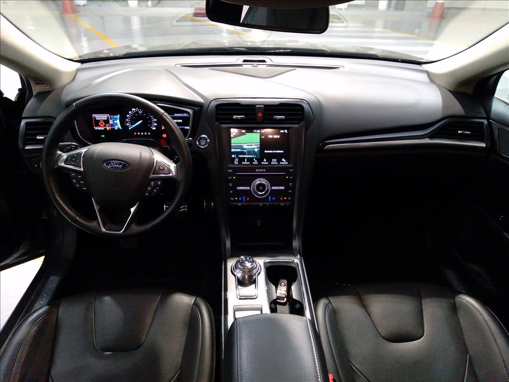 FORD FUSION 2.0 TITANIUM FWD 16V GASOLINA 4P AUTOMÁTICO 2018/2018