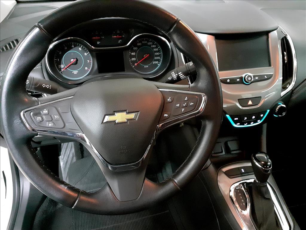 CHEVROLET CRUZE 1.4 TURBO LT 16V FLEX 4P AUTOMÁTICO 2018/2019