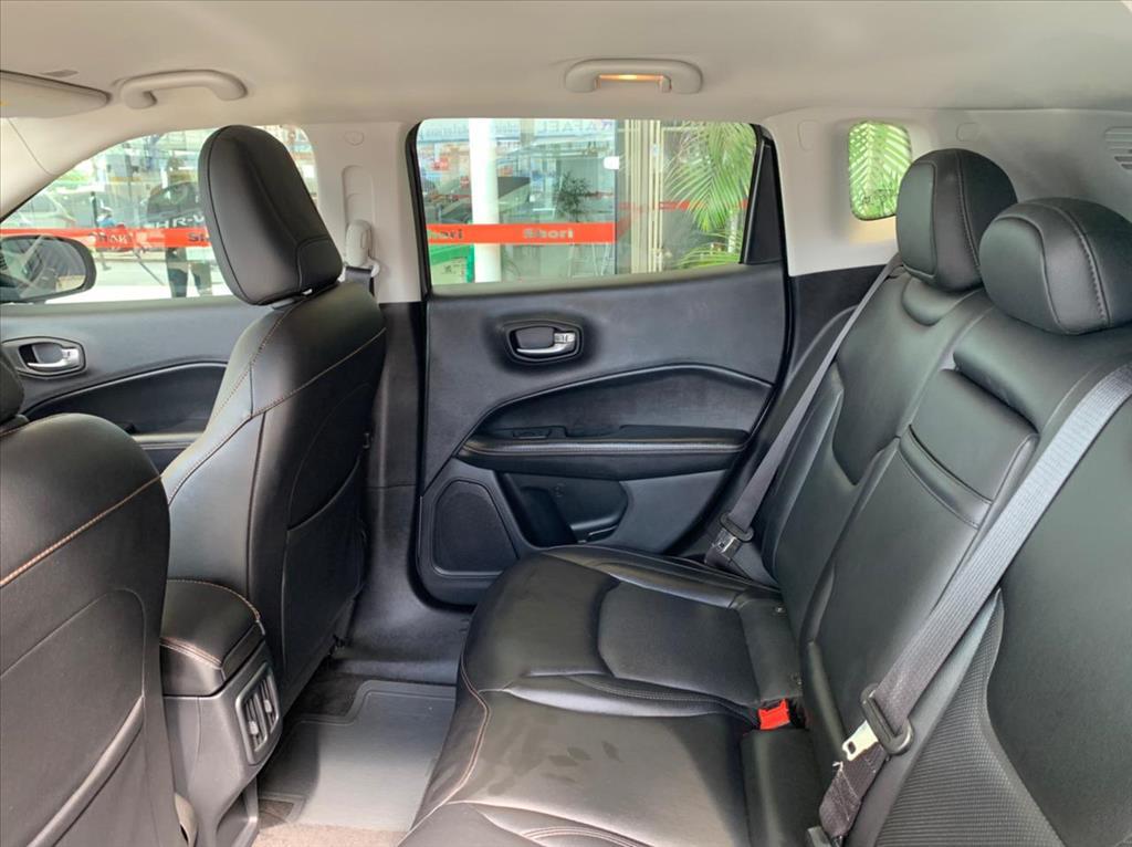 JEEP COMPASS 2.0 16V FLEX LONGITUDE AUTOMÁTICO 2019/2020